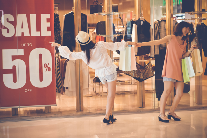 Jumping Jack Flash: Pros and Cons of Flash Sales for 2012