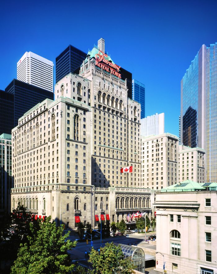 Interview with Heather McCrory, GM of Fairmont Royal York