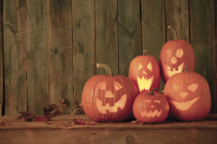 Halloween: Only a Month Away!
