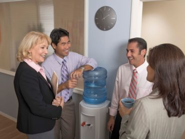 The Water Cooler Effect