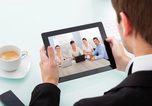 Adapting To Digital Meeting Channels