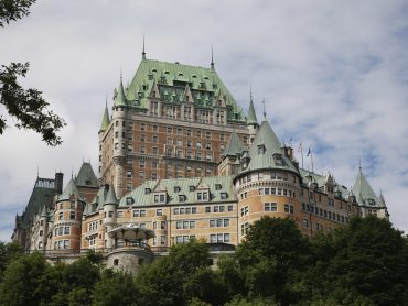 In Search of Hotel Excellence: Fairmont Le Chateau Frontenac