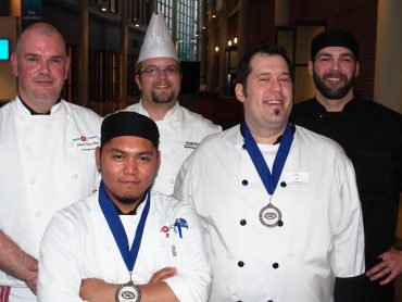 Copper Skillet Competition Hones Culinary Skills