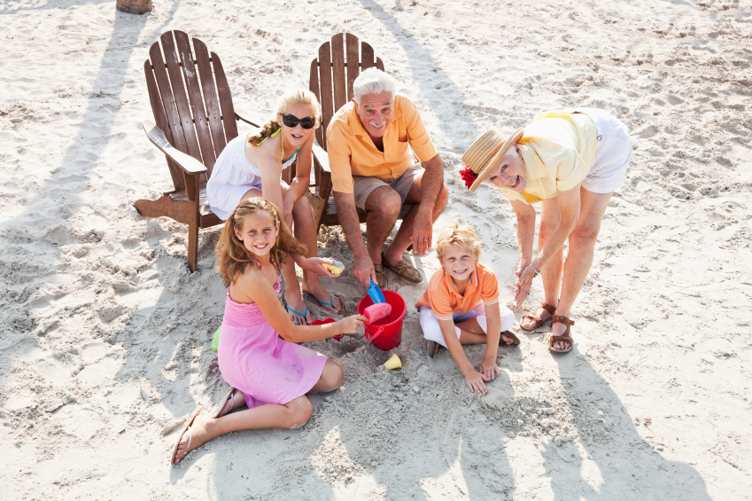 Gray is the New Green Part 11: Cross-Generational Travel