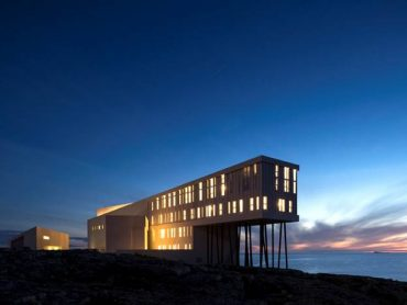 To the Ends of the Earth – Fogo Island Inn