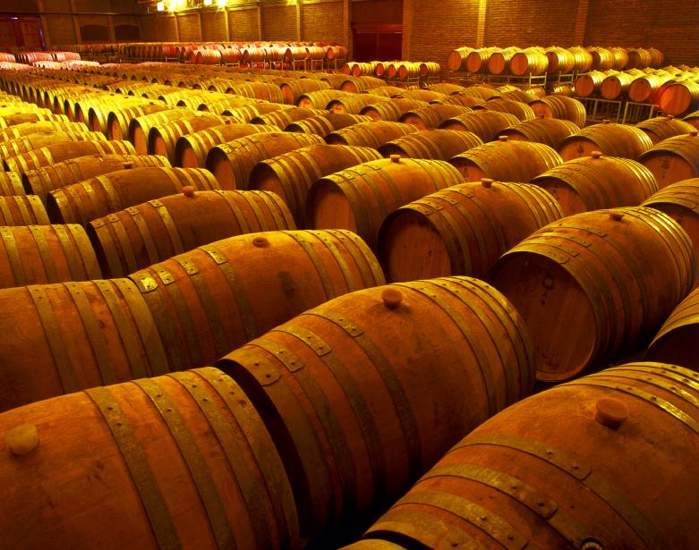 In Vino Veritas XL: Aging Barrels