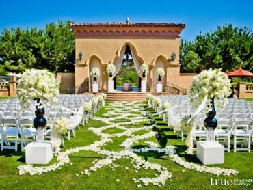 Weddings Done To Perfection at the Fairmont Grand Del Mar