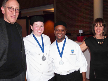 Hosting a Chefs' Competition