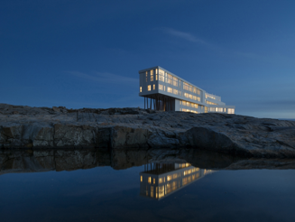 In Search of Hotel Excellence: Fogo Island Inn