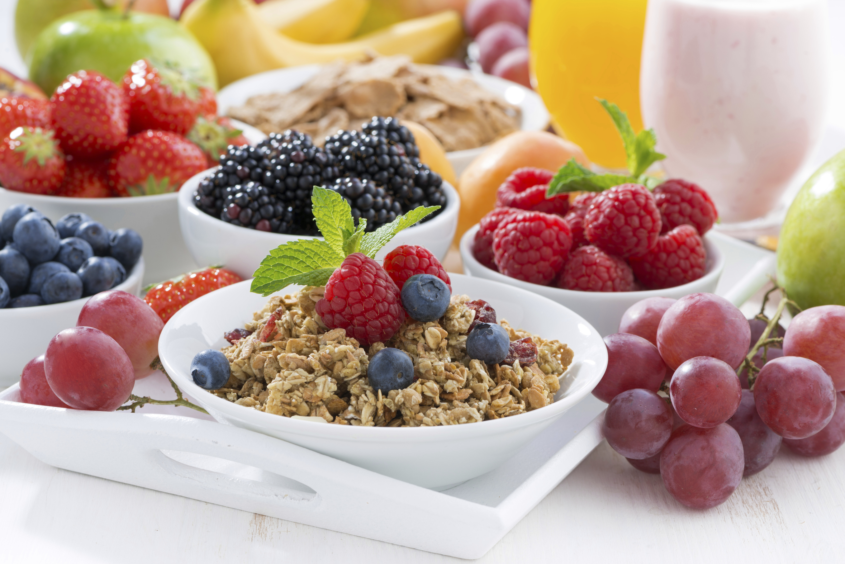 Healthy Foods as a Wellness Trend for Any Hotel
