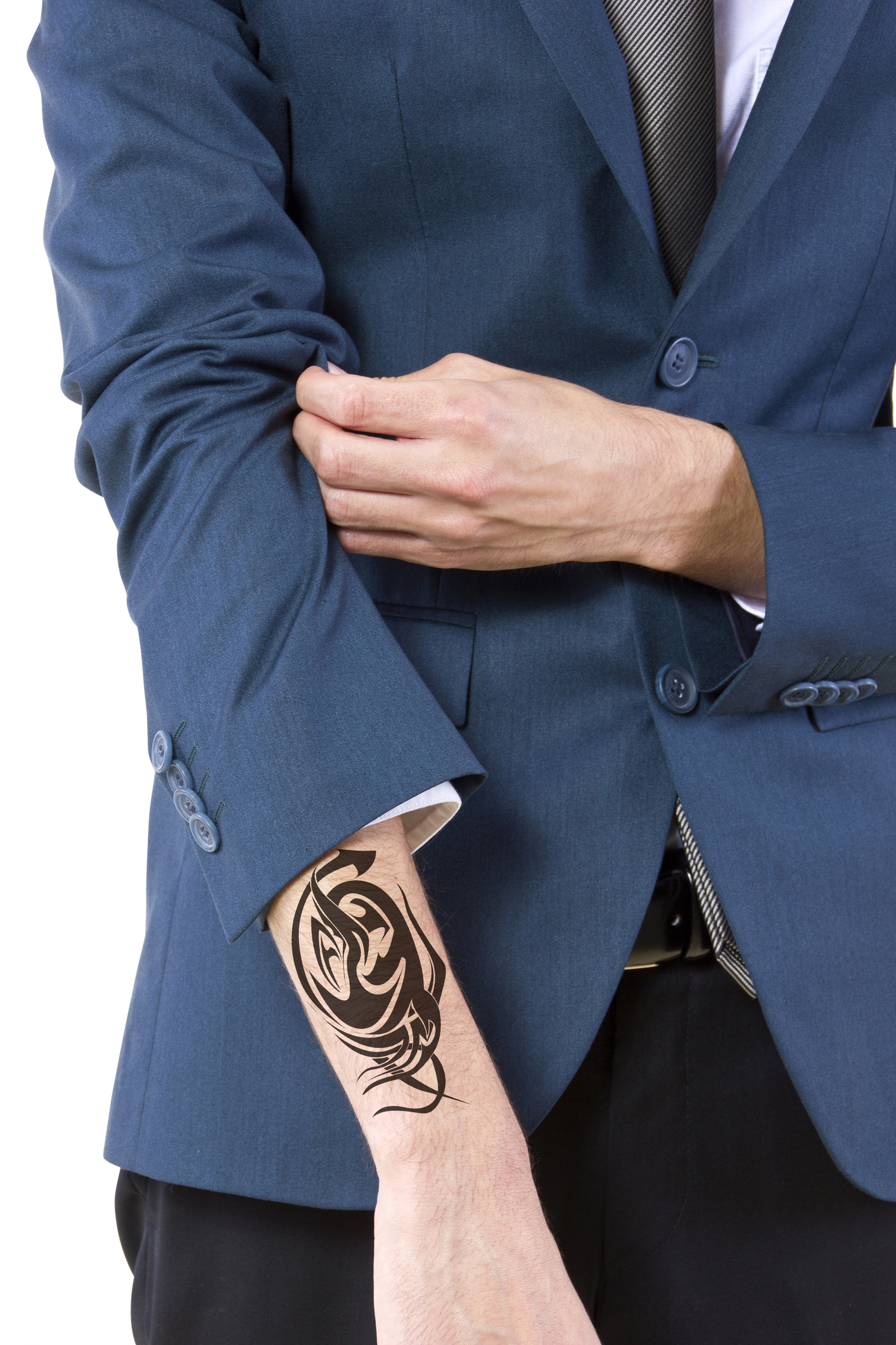 Are Tattoos Taboo In Hospitality?