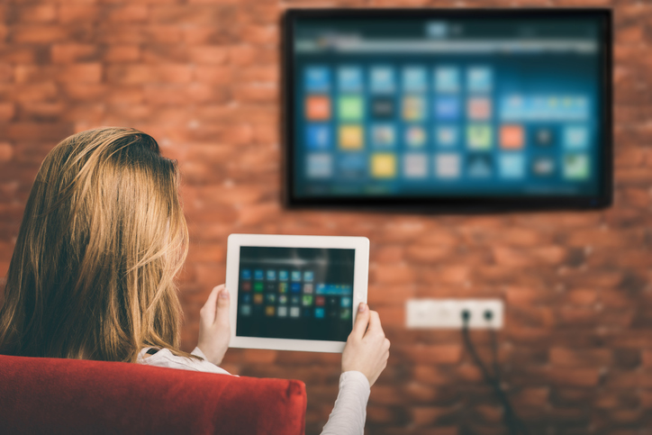 Guestroom TVs are Only the Beginning for Electronic Displays