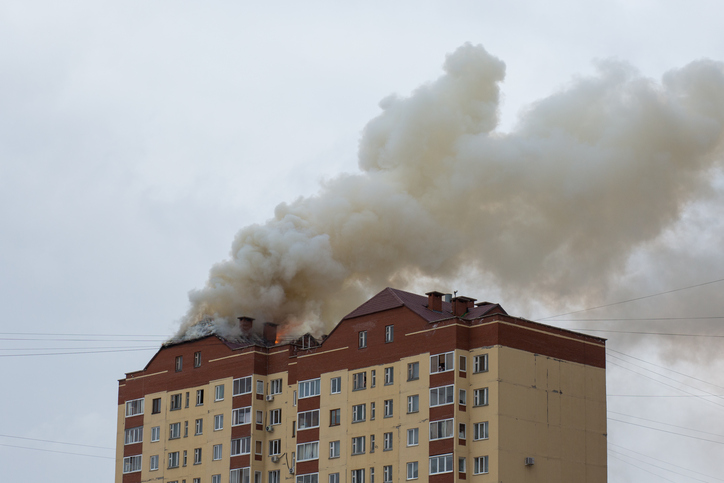 Mitigating the Risk of a Fire