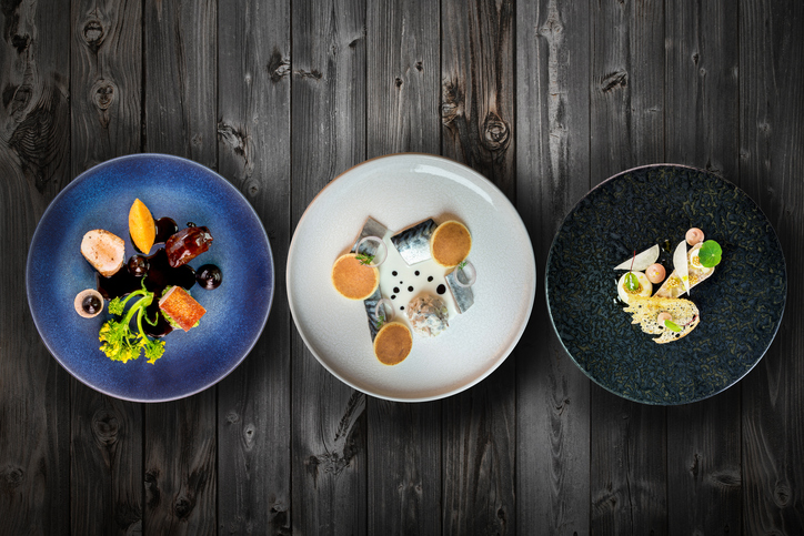 Benefiting From Chefs' Tasting Menus