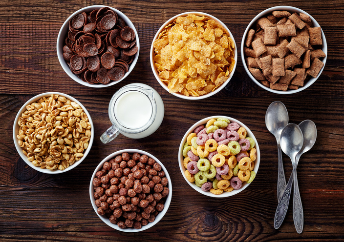 Breakfast Cereals Now An Indulgent Dessert