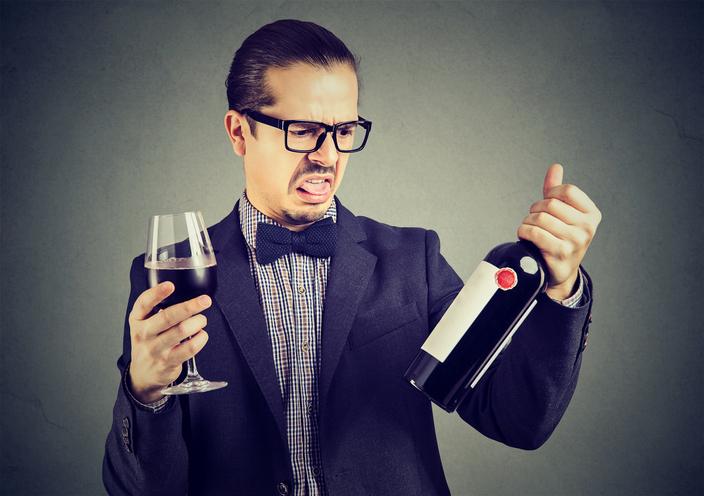 In Vino Veritas LXIV: Skunked Wine As Service Excellence